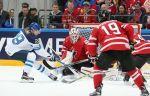 Финляндия проиграла Канаде и избежала встречи с Россией в четвертьфинале