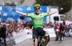 """Эндрю Талански одержал победу на пятом этапе велогонки """"Тур Калифорнии"""""""
