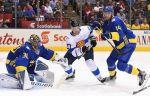 Швеция сыграет с Канадой в финале мирового первенства по хоккею