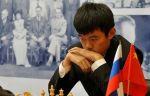 Дин Лижэнь стал победителем этапа Гран-при FIDE в Москве