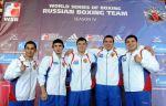 Перед сборной России по боксу поставлена задача завоевать два золота на ЧЕ в Харькове