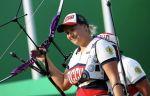 Ксения Перова победила в стрельбе из классического лука на этапе КМ в Турции