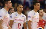 Франция обыграла США, одержав шестую победу подряд в Мировой лиге