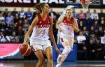 Баскетбольная сборная России одерживает убедительную победу над Черногорией на женском Евробаскете
