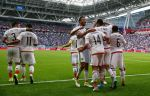 Резервный состав сборной Мексики обыгрывает Новую Зеландию