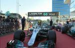 Льюис Хэмилтон в 66-й раз начнёт гонку Формулы-1 с поул-позиции