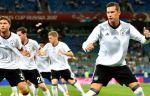 Германия на Кубке конфедераций больше всех забивала, Мексика - била