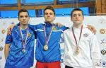 Воронежский спортсмен Вагин выиграл Спартакиаду в прыжках в воду с трамплина