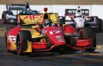 Сааведра заменит Алёшина в команде Schmidt Peterson Motorsports на этапе Indycar в Канаде