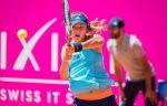 Калинская и Родина проиграли в полуфинале турнира в Гштааде в парном разряде