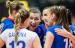 Волейбол, Мировой Гран-При, Россия - Япония, текстовая онлайн трансляция