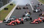 Феттель выиграл квалификацию Формулы-1 в Венгрии, Хэмилтон - 4-й, Квят - 13-й