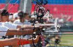 Российские лучники и лучницы проиграли в полуфиналах этапа КМ в Берлине