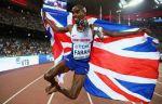 Муктар Эдрис стал чемпионом мира на дистанции 5000 м, Мо Фара - второй