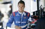 Алёшин пропустит все гонки IndyCar до конца сезона