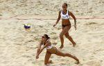 Абалакина и Дабижа вышли в раунд плей-офф чемпионата Европы по бич-волею