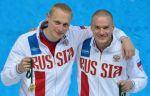 Захаров/Кузнецов победили в синхронных прыжках с трамплина 3 м на Универсиаде