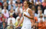 Каролина Плишкова вышла во второй круг US Open, обыграв Линетт