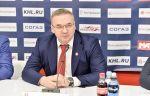 """Валерий Белов: """"Югра"""" победила заслуженно"""""""