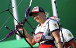 Ксения Перова завоевала серебро в финале Кубка мира по стрельбе из лука