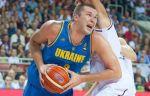 Сборная Украины одержала первую победу на Евробаскете-2017, переиграв Грузию