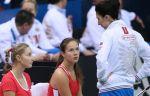 Россиянки сыграют со словачками в первом раунде Кубка Федерации по теннису