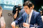 Крамник одержал победу в четвёртом раунде турнира на острове Мэн, Карлсен поделил очки