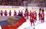 Сборная России по хоккею проведёт сбор в Аняне перед Олимпиадой-2018