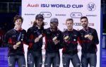 Канадцы выиграли командную гонку в Будапеште, россияне – восьмые