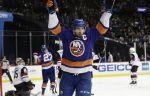 Таварес признан первой звездой дня в НХЛ