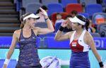 Хингис и Юнжань вышли в полуфинал итогового турнира WTA в парах