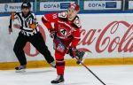 Трямкин признан лучшим защитником КХЛ в октябре