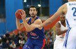 Баскетболист ЦСКА Вестерманн перенёс операцию на травмированном бедре