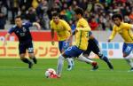 Сборная Бразилии во Франции расправилась со сборной Японии