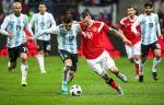 Матч с Аргентиной стал самым посещаемым в истории сборной России