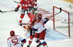 Плотников из-за дисквалификации не сыграет в матче Кубка Карьяла с Чехией