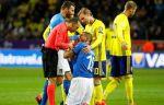 Футбол, ЧМ-2018, стыковые матчи, Италия - Швеция, прямая текстовая онлайн трансляция