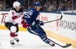 """Бэбкок: """"Хотим, чтобы Сошников долго играл за """"Торонто"""""""