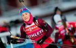 """Юрлова-Перхт: """"Сейчас для меня важна каждая гонка"""""""