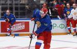 Хоккей, Кубок Первого канала, Россия - Швеция, прямая текстовая онлайн трансляция