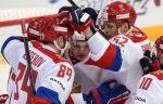 Ковальчук, Шипачёв и Калинин – первая тройка сборной России на матч против Швеции