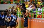 Гандболистки сборной Франции пробились в финал ЧМ, победив команду Швеции
