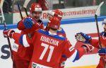 Россия уверенно обыгрывает Финляндию и завоёвывает Кубок Первого канала!