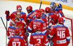 Стал известен состав сборной России на игру с Финляндией
