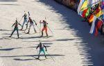 Биатлонисты из России сдали наибольшее количество допинг-проб в ноябре 2017 года