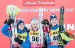 Лыжные гонки, Тур де Ски, гонка преследования, женщины, прямая текстовая онлайн трансляция
