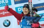 Солемдаль наложили четыре шва под глазом после столкновения с лыжником на тренировке. ФОТО