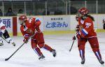 Женская сборная России U18 впервые обыграла Канаду в рамках чемпионатов мира