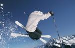 Буров победил на этапе Кубка мира по фристайлу в США в лыжной акробатике