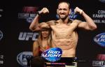 Каммингс неудачно упал в ванной и пропустит UFC Fight Night 124